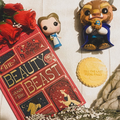 Beauty and the Beast cookie
