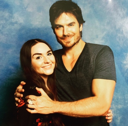Ian Somerhalder was so lovely!